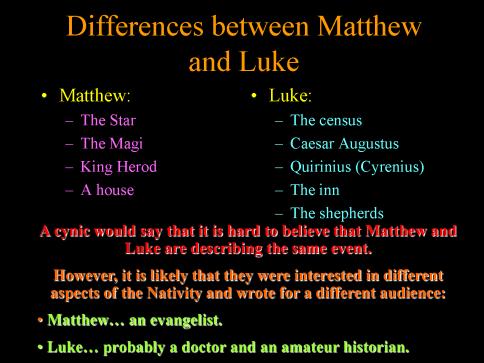 Matthew_v_Luke