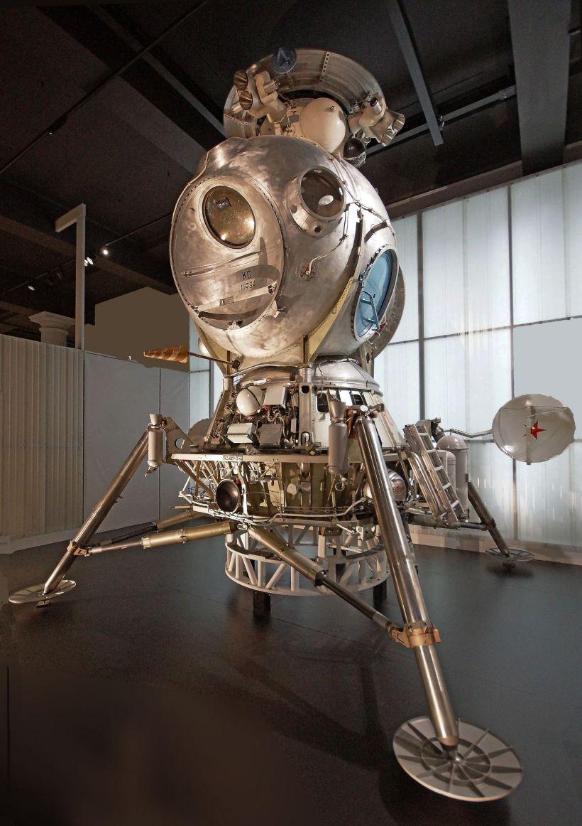 LK-3_Lunar_lander